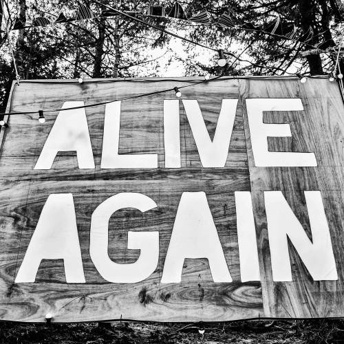 Alive Again Video & Single Out Now!