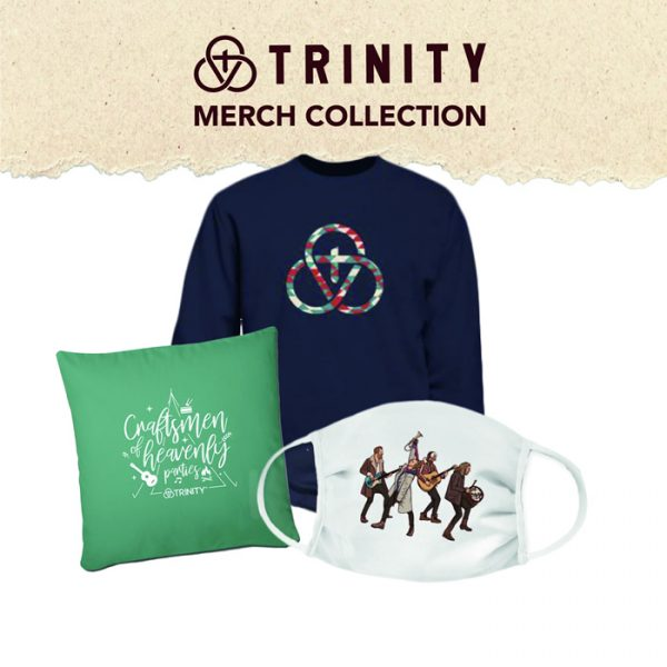 Trinity merch collection 2021